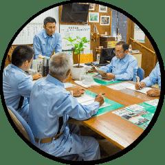 熟練の職人と技
