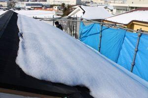 雪害被害 喜多建設